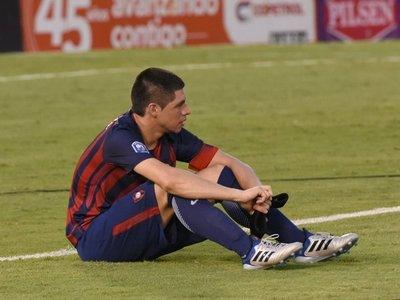 La pelota está en poder de Rodrigo Rojas