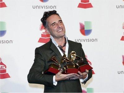 Jorge Drexler y Luis Miguel conquistaron los Latin Grammy