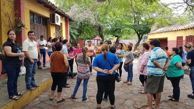 Tomasa F. de Meza: Esta tarde habrá reunión general