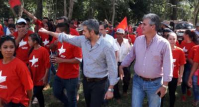 Bacchetta recuerda a Mario Abdo sus promesas durante la campaña