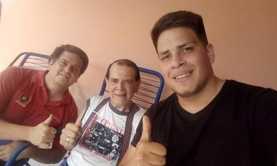 Carlitos Vera desmiente su muerte