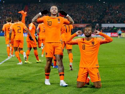 Holanda vence a Francia y Alemania desciende a la Liga B
