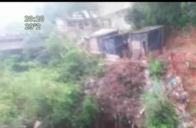 Reportes Ciudadanos: borde del arroyo se desmorona
