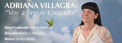Documental sobre Adriana Villagra en Villarrica