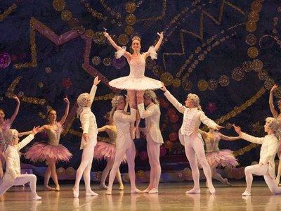El Ballet Nacional de Rusia vuelve a Paraguay con El Cascanueces