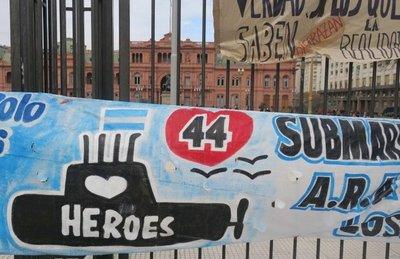 """Armada Argentina afirma que con hallazgo de submarino """"se abre otro capítulo"""""""