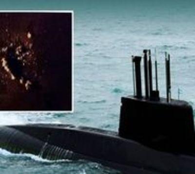 Encuentran el submarino ARA San Juan a 800 metros de profundidad