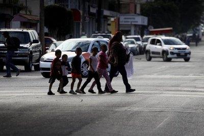 La creciente hostilidad apremia a centroamericanos a buscar ingresar a EE.UU.