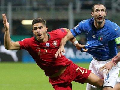 Portugal resiste en San Siro y ya está en la fase final