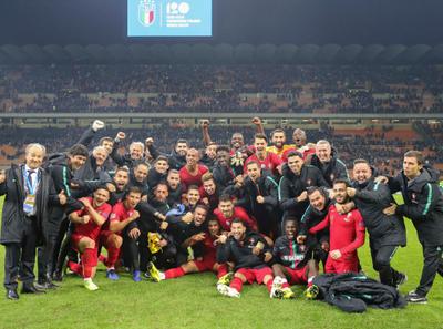 Portugal es el primer finalista de la UEFA Nations League