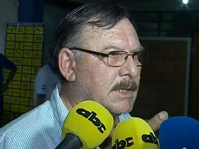 """""""Soy hombre público y estoy acostumbrado a las críticas"""", dijo Benítez"""