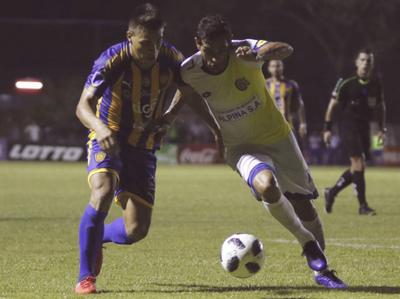 Compacto Sportivo Luqueño 1-1 Deportivo Capiatá