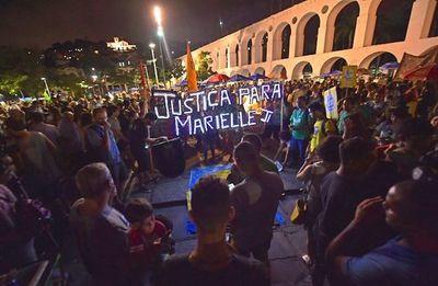 Justicia prohíbe a TV Globo difundir detalles del caso Marielle Franco