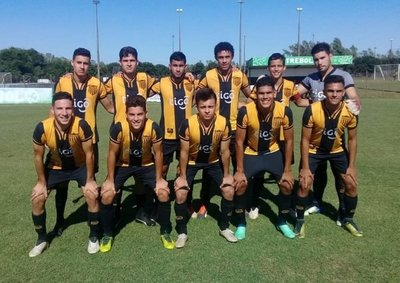 Sub 17: Guaraní mira hacia el título