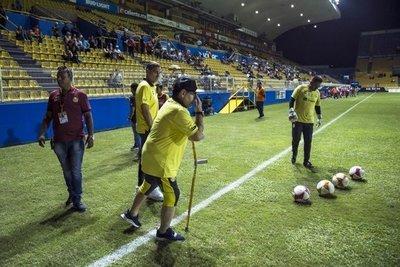 Los Dorados van a semifinales de la mano de Maradona