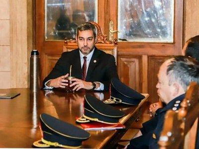 Crimen en la Agrupación: Marito destituye al Comandante y al Subcomandante de la Policía