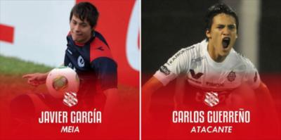 HOY / Dos paraguayos más van al fútbol de Brasil