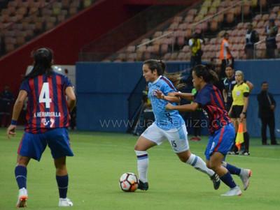 Cerro Porteño arranca la Libertadores Femenina con un empate