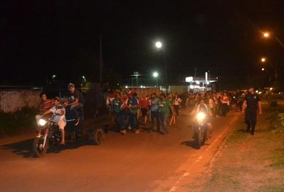 35 noches de movilización de indignados
