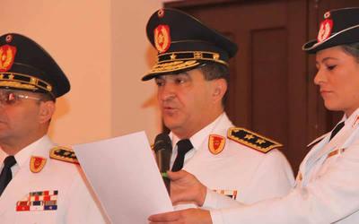 Nuevo comandante sueña con una policía que inspire respeto y confianza
