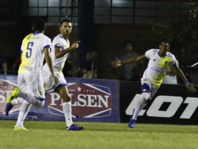 Santiago Salcedo, autor del mejor gol de la fecha 19