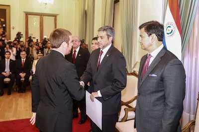 Presidente entregó Premio Nacional de Ciencia