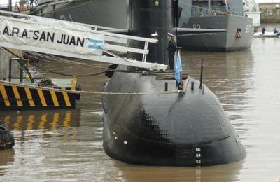 El momento exacto en que encuentran el submarino ARA San Juan en las profundidades del Atlántico