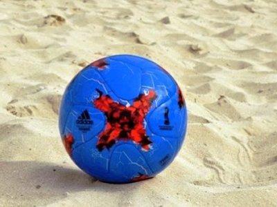 Olimpia: Fútbol, playa y arena