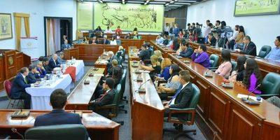 Culmina proceso de audiencias públicas para nuevo ministro de la Corte Suprema
