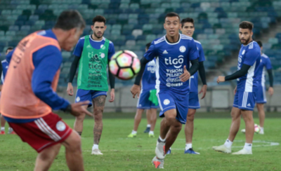 HOY / Osorio afronta su primer test para que Paraguay recupere prestigio