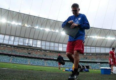 Debuta Osorio en la Albirroja