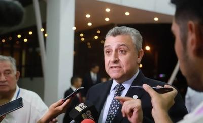 HOY / Villamayor defiende al nuevo jefe de Agrupación, implicado en robo de cocaína
