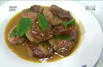 La Cocina de Cada Día: Saltimbocca a la romana