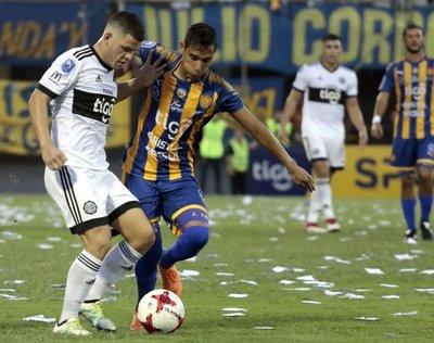Copa Paraguay: Olimpia y Luqueño definen al primer finalista