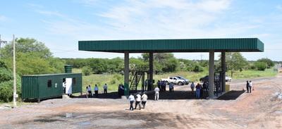 Inauguran nuevo puesto de control ganadero en el Chaco