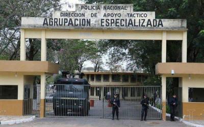 """""""Venimos recomendando que no se use la Agrupación como penitenciario"""""""