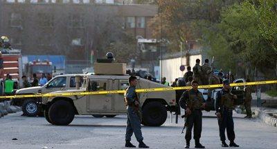 Decenas de muertos y heridos por explosión en Kabul