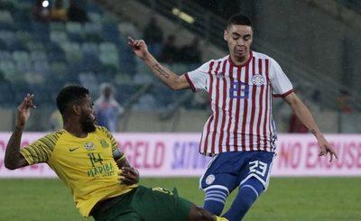 """Paraguay iguala con Sudáfrica en inicio de la era """"Osorio"""""""
