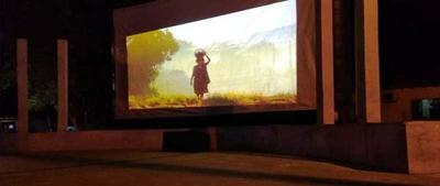 """Muestra de Cine """"Paraguay Interior"""" presente en Quiindy"""