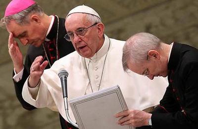 El papa Francisco visitará Panamá en enero