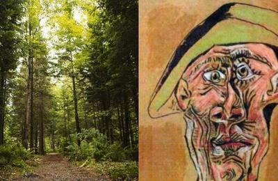 La verdad detrás del 'cuadro de Picasso' encontrado en un bosque en Rumania