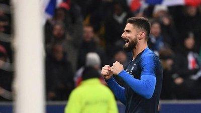 Uruguay cierra 2018 con una derrota ante Francia