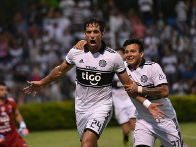 Olimpia, primer finalista de la Copa Paraguay