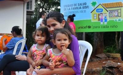 Inauguran Unidad de Salud Familiar en Minga Guazú