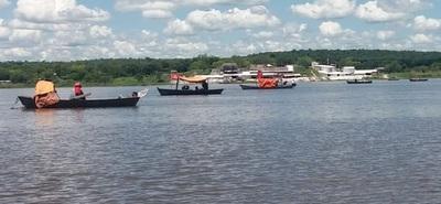 Calera: Cierran río por suspensión