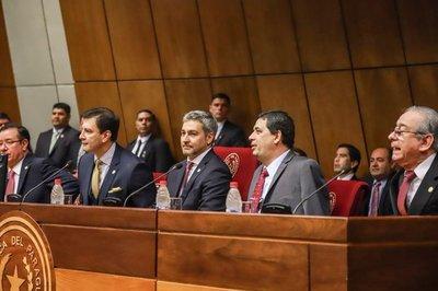 Presidente presenta proyecto contra crimen organizado