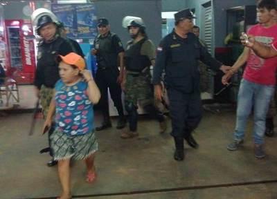 Denuncian casos de abuso policial en noche 38 de movilizaciones