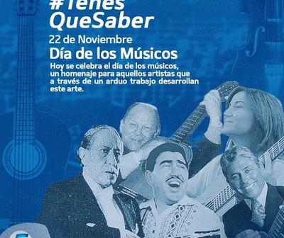 Día internacional del músico