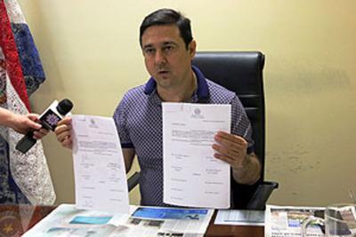 Emiten dictamen en mayoría por intervención del municipio de Ciudad del Este