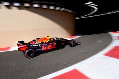Verstappen, el más rápido en primera sesión